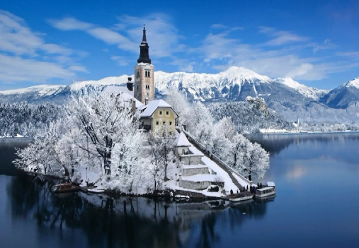 Top 20 Magical Winter Destinations That You Need To Visit